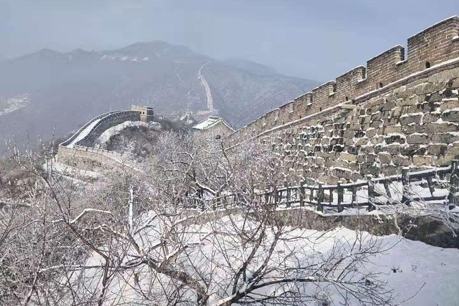Beijing Private Layover Guide Tour to Mutianyu Great Wall