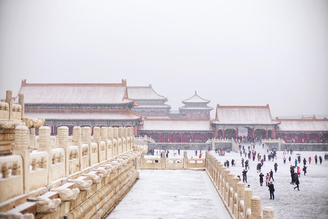 Beijing Private Tour of Forbidden City, Hutong Tour, Zhajiangmian lunch and More photo 3