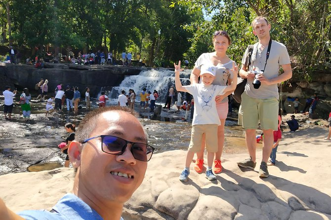 Phnom Kulen Mountain National Park & Beng Mealea Temple Day Trip By Mr Smarty