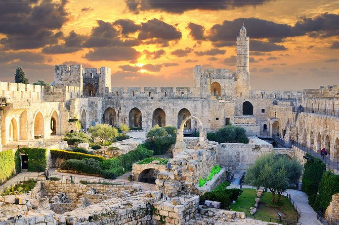 Customized Full-day Tour in Israel: includes pickup, expert guide, new vehicle