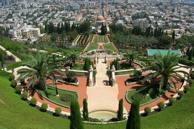 Private full-day tour in Israel w/ pickup & drop-off, expert guide, new vehicle