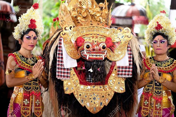 """Best of Ubud tour with Bali swing"""