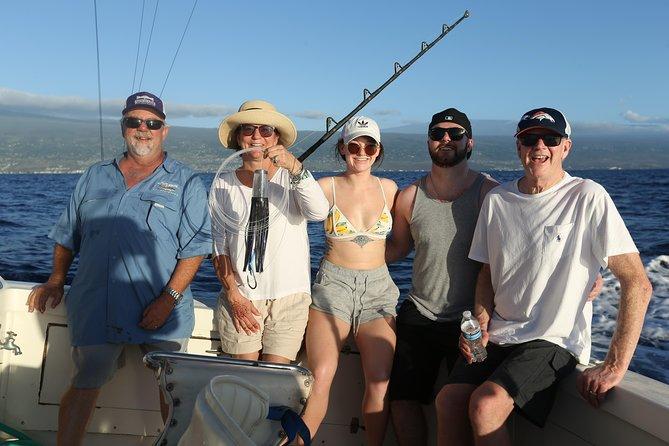 Half Day Afternoon Angler Charter
