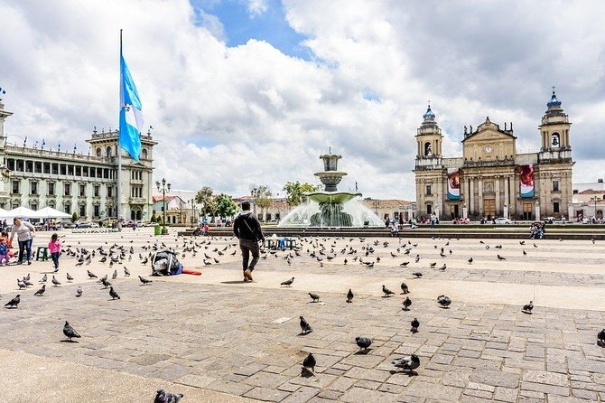 Best of Antigua and Guatemala City from Guatemala City