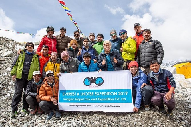 Imagine Nepal Everest Expedition 2020 -Nepal side