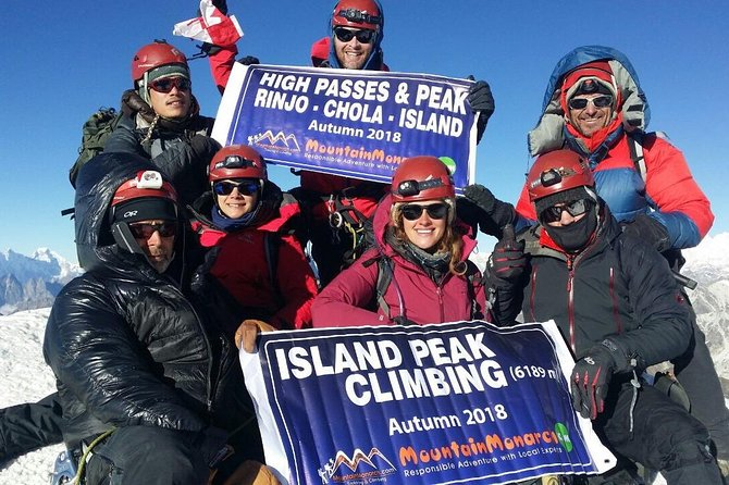 Island Peak Climbing from Base Camp - 4 Days