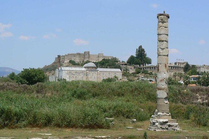 Private Ephesus and Artemis Temple Tour from Kusadasi