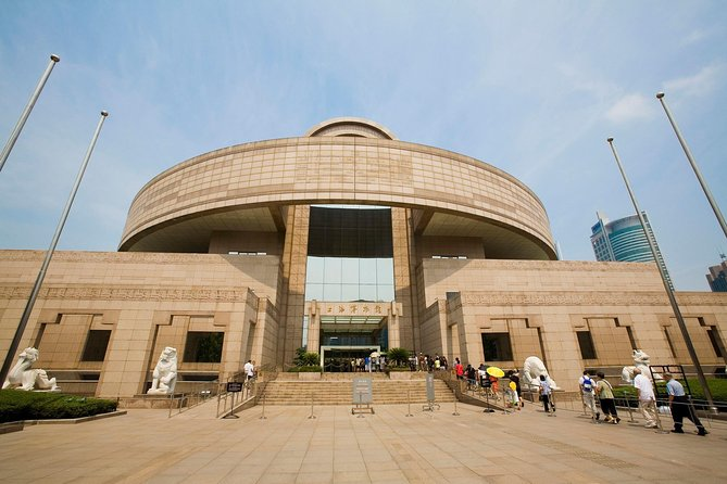 Private Tour by Metro Featuring Various Museums Including Shanghai Musuem