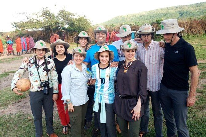 3 Day Maasai Mara & Migration safari