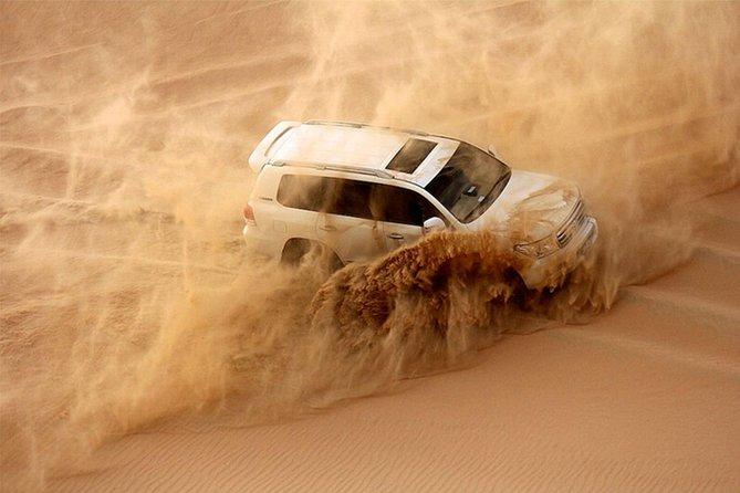 Private Abu Dhabi Evening Desert Safari (Exclusive)