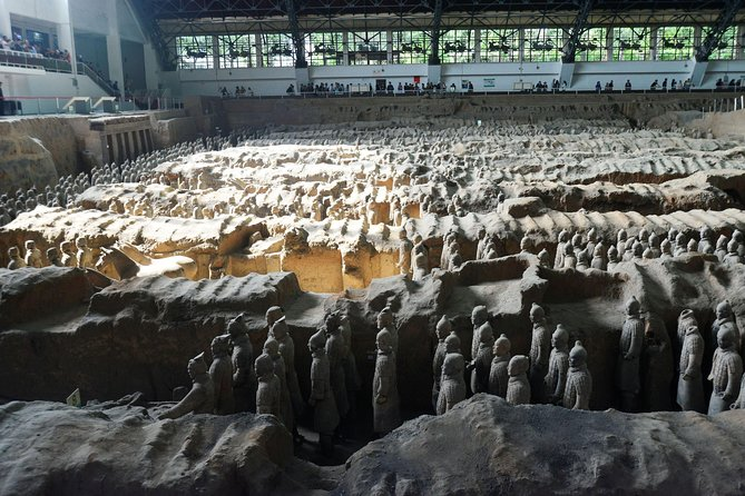 Customized Private Day Tour of Terracotta Warriors and Xi'an photo 2