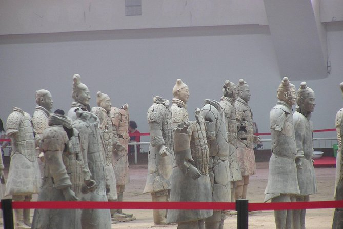 Customized Private Day Tour of Terracotta Warriors and Xi'an photo 9