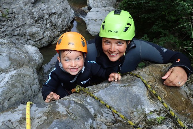 Canyoning Family-Fun