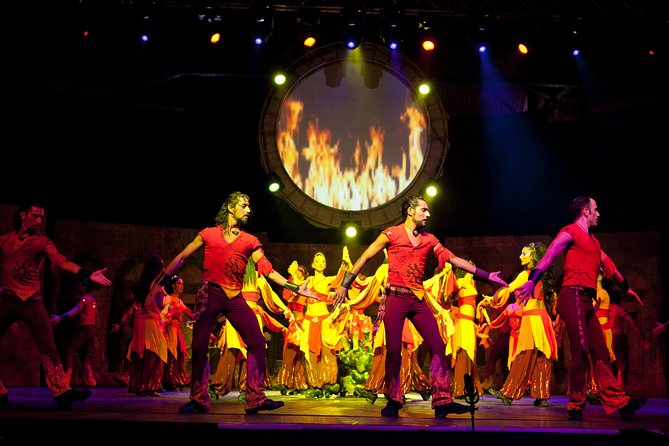 Fire of Anatolia Dance Show Ticket and Transfer