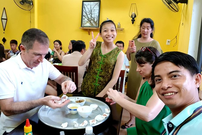 Hoi An Street Food Tour- Walking Tour