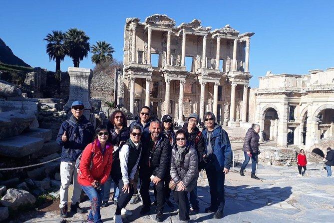 Excursión de 2 días a Éfeso y Pamukkale desde Kusadasi o Esmirna