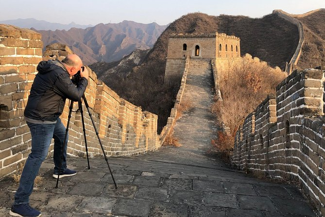 Beijing Great Wall Sunrise and Forbidden City Tour