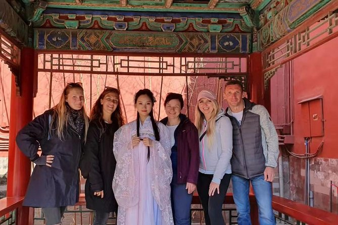 Flexible Private Beijing Layover Guide Tour to Beijing City Sightseeing