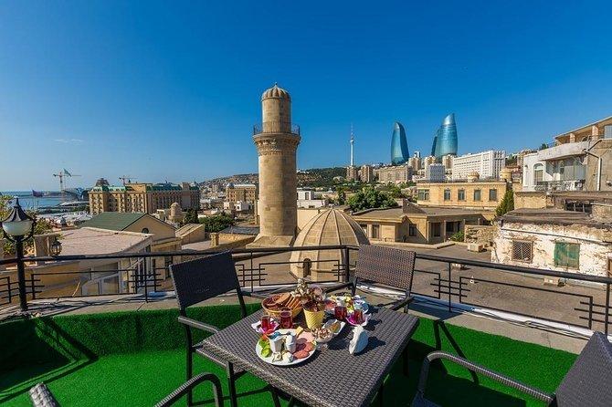 Baku Sightseeing City Tour