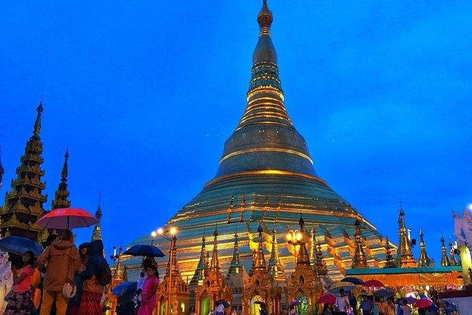 Yangon Private Day Tour