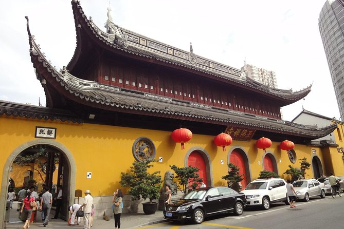 Magnificent Shanghai Full Day Tour