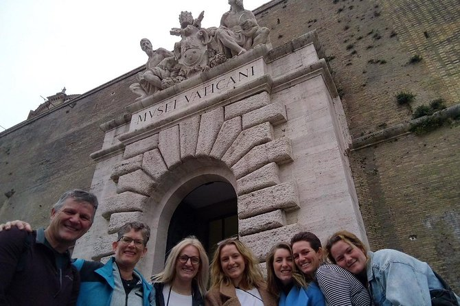 Rome Vatican City in One Day: Skip the Line Vatican, Sistine Chapel & St.Peter's