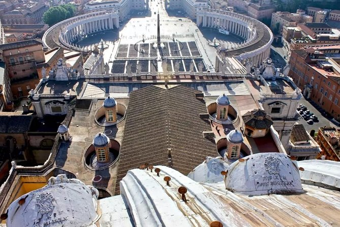 Private Vatican City Tour including Vatican Gardens