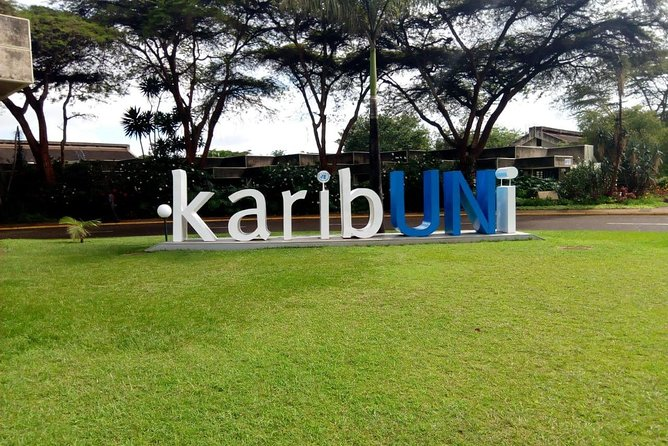 Nairobi Walking Tours Tour with United Nations guide on a Green Building Tour