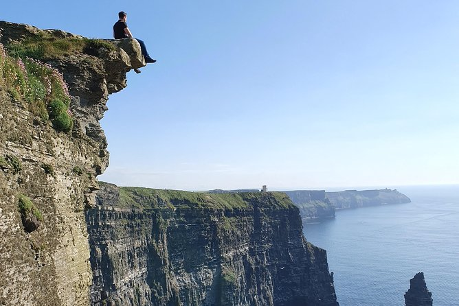 Killarney to Galway via the Cliffs of Moher