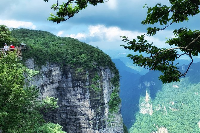 3-Day Zhangjiajie Landscape Tour Including National Forest Park