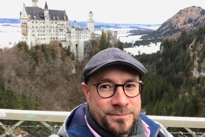 A Full Day Private Tour of Neuschwanstein Castle from Garmisch-Partenkirchen
