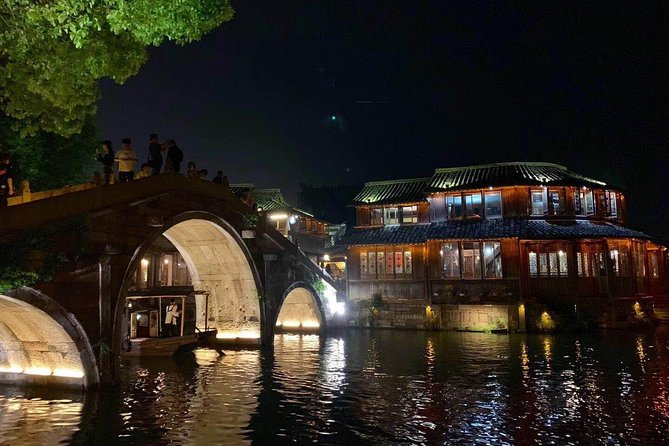 Shanghai Private Tour to Zhujiajiao Ancient Town with Local Lunch photo 10