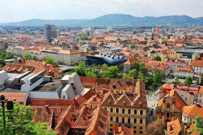 Graz 2 hour walking tour