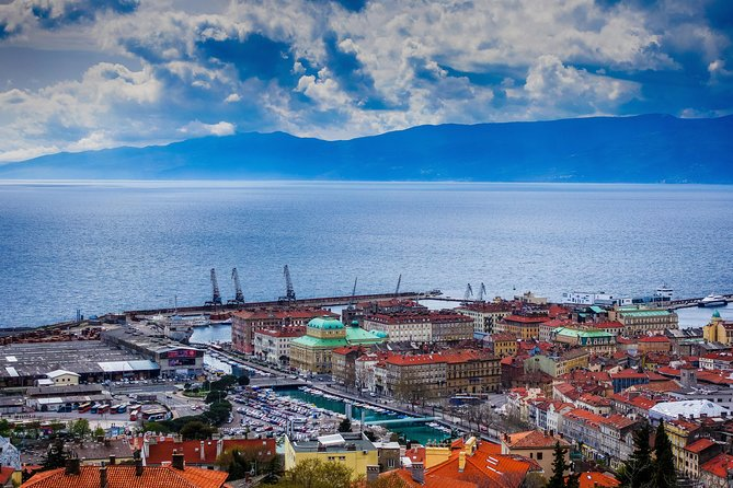 Rijeka 2 hour walking tour