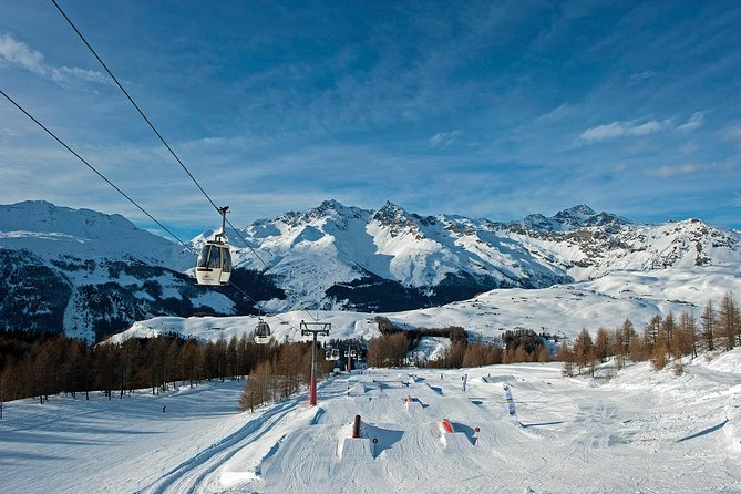 Alps: a day trip from Milan