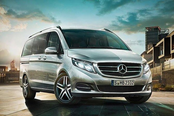 Private Transfer: Zurich Airport to Burgenstock Hotels & Resort