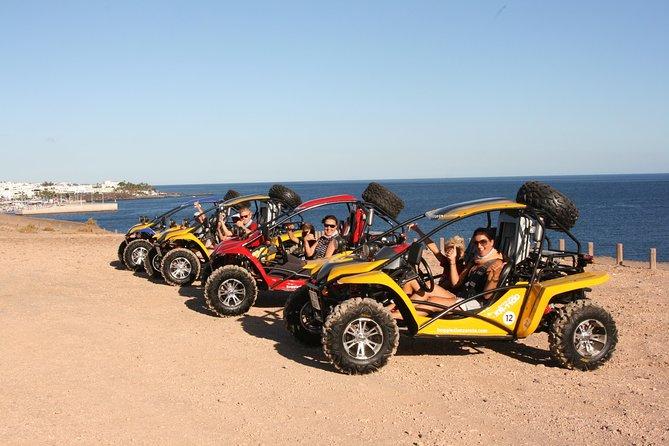 Paseo en buggy por Lanzarote