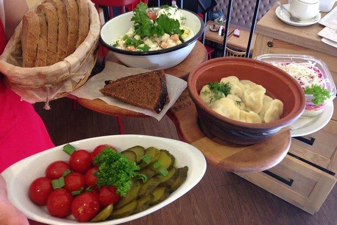 Communist-Style Food Tour in Lviv