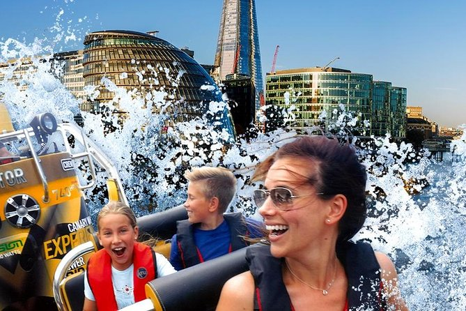 Speedboat Experience to/from Embankment Pier - 50 minutes