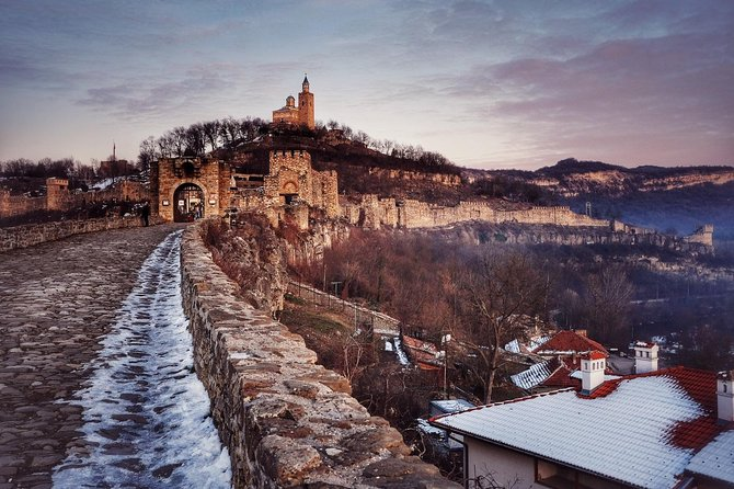 Discover Bulgaria Full Day to Veliko Tirnovo