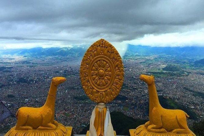Nagarjun Hill Day hiking tour in Kathmandu