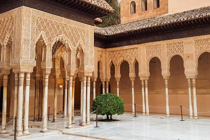 Granada & The Alhambra Guided Tour