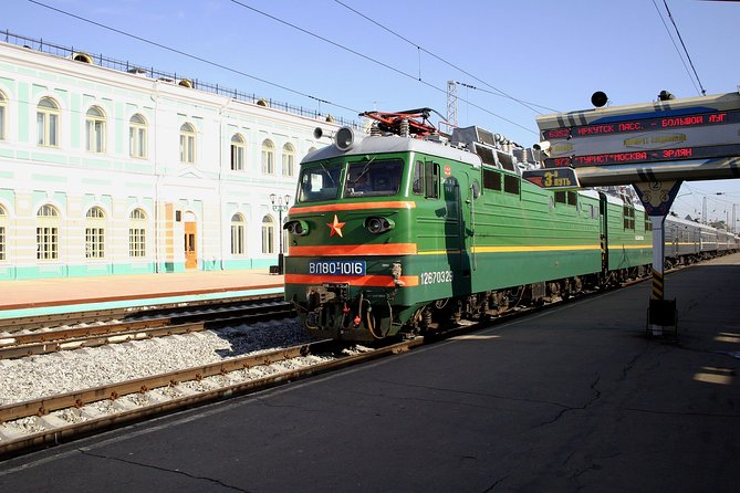Trans-Mongolian Railway Tour from Moscow to Beijing. photo 1