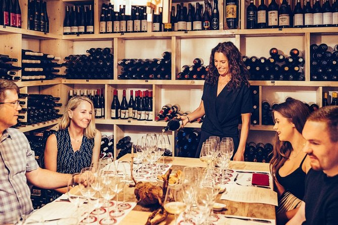 ROME: Italy's wines tasting experience on choice