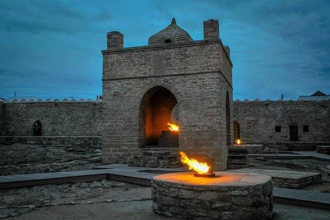Absheron Tour - Yanardag & Ateshgah