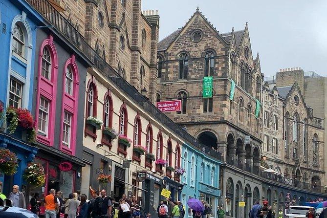 Private City Tour in Edinburgh Brazilian Guide