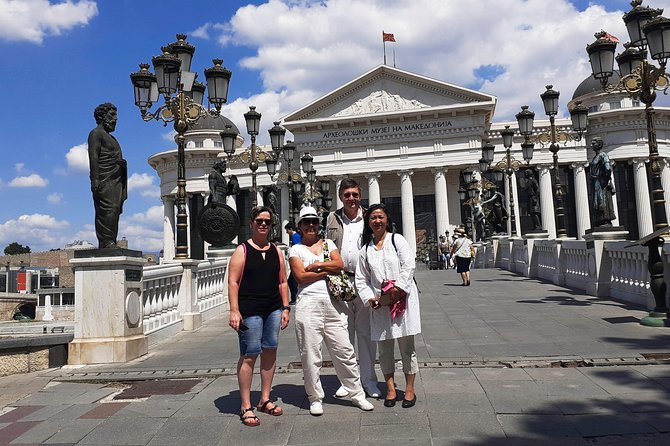 Private Day tour from Sofia to Skopje, North Macedonia