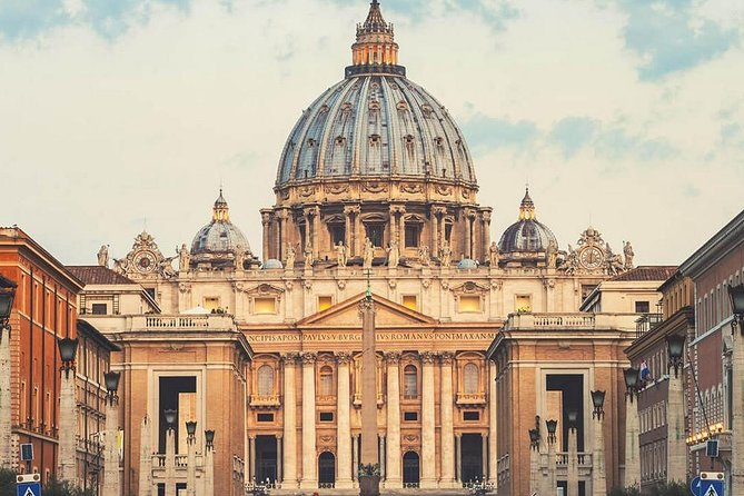 Vatican exclusive private tour