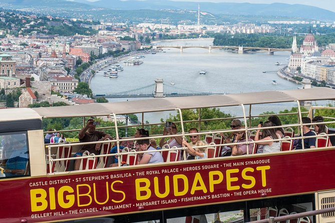 Budapest Hop-On Hop-Off Tour: classic,premium,deluxe and night tour