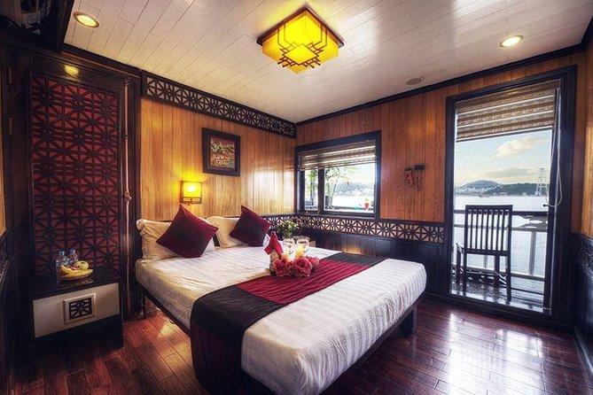 Bai Tu Long Bay-Ha Long Bay On Swan Cruise 2 Days 1 Night